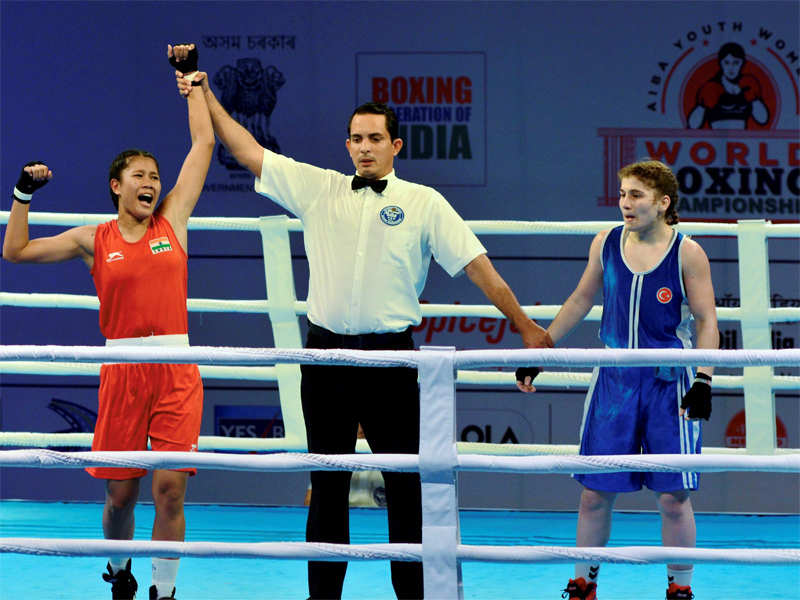 aiba youth women's world boxing championship: Youth Worlds: Five Indian girls in last eight