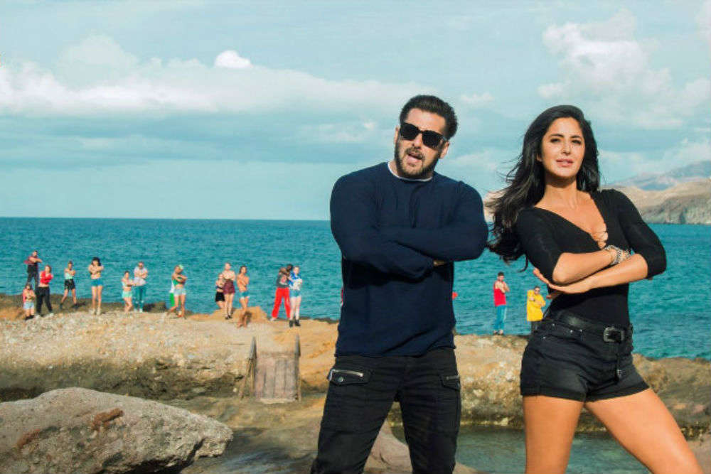 Tiger Zinda Hai song Swag Se Swagat is making us want to take a vacation to Greece