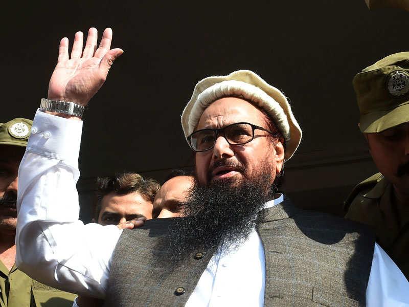 4 days before 26/11 anniversary, Pak court sets Hafiz Saeed free - Times of India