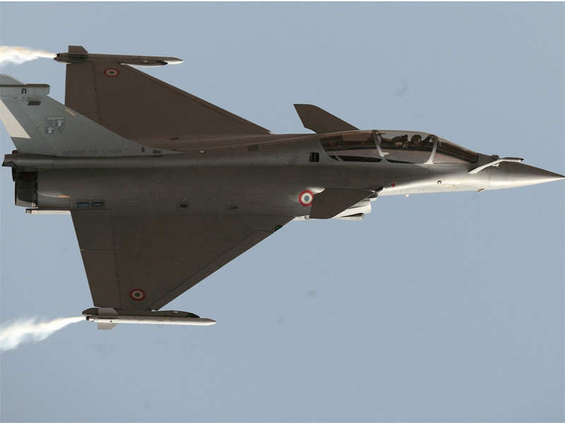 NDA govt saved over Rs 12,600 crore in Rafale deal - Times of India