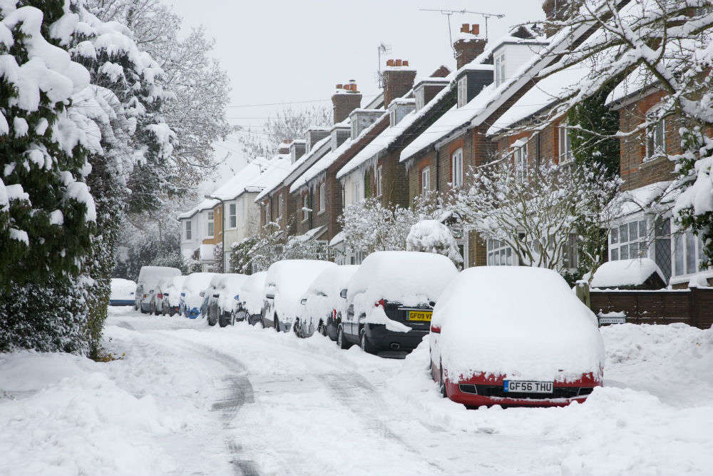2017 might bring United Kingdom's snowiest winter in 27 years