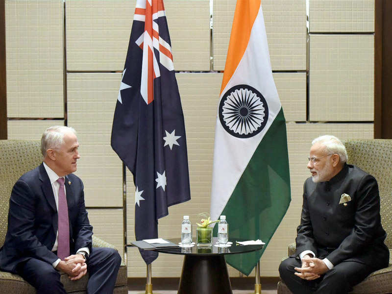 Growing role for India in Australia's new foreign policy document - Times of India