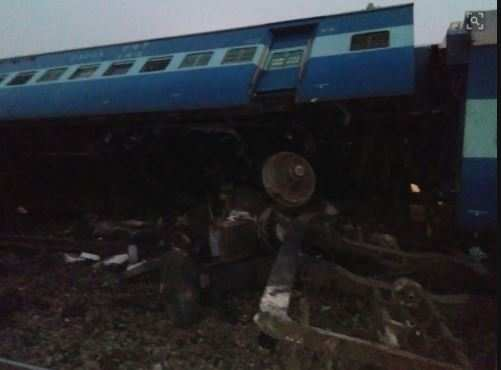 Live: Vasco Da Gama-Patna Express train accident: 3 killed