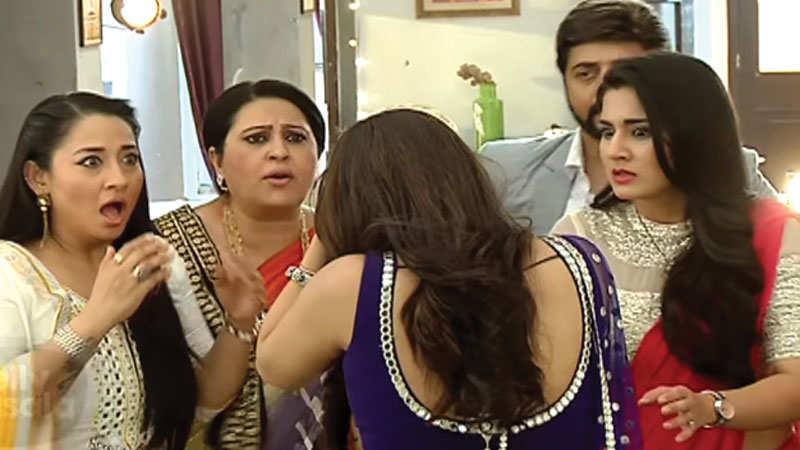 Naamkaran: Juhi wants Neil to arrest Vidyut