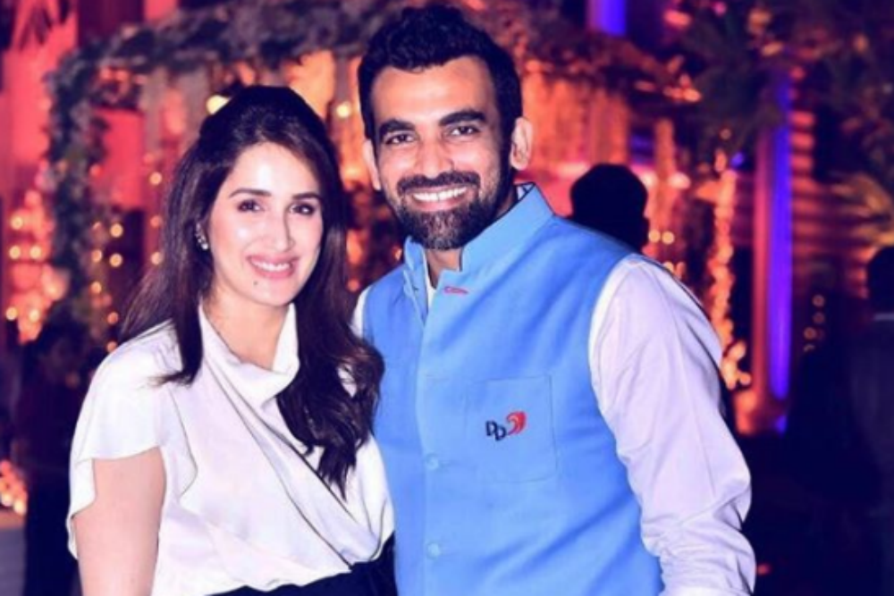 Zaheer Khan and Sagarika Ghatge married; a peek into their travel diaries