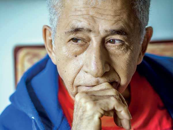 Naseeruddin Shah: Is our faith so small that it gets endangered by a movie?