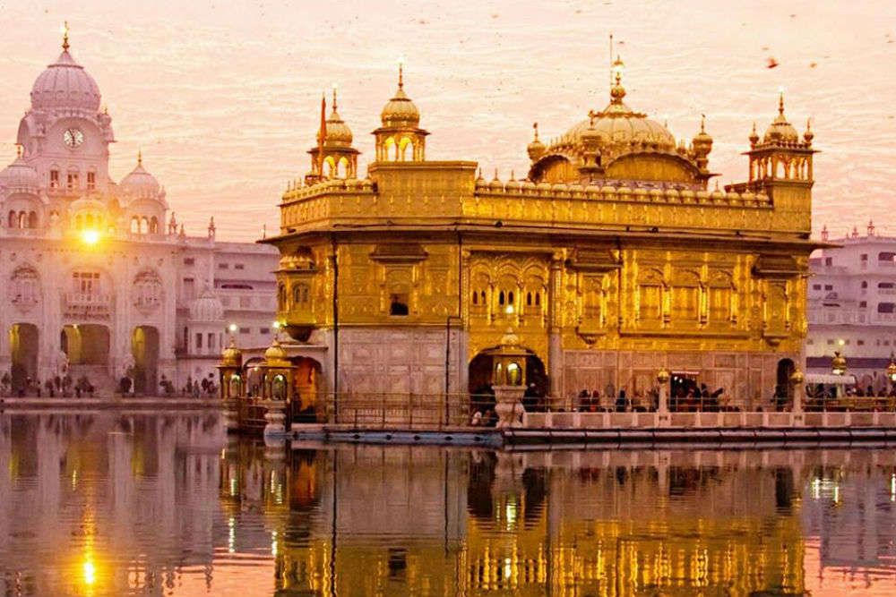 Golden Temple: the most visited place in the world