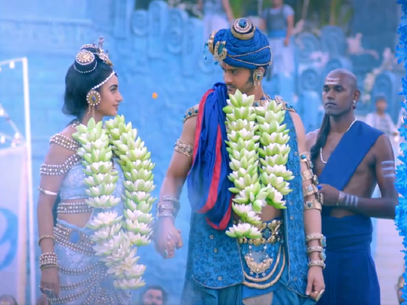 Porus written update November 28, 2017: Bamni marries Anusuya