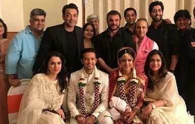 bollywood-actor-vatsal-seth-ties-knot-with-former-co-actor-ishita-dutta-in-a-star-studded-wedding