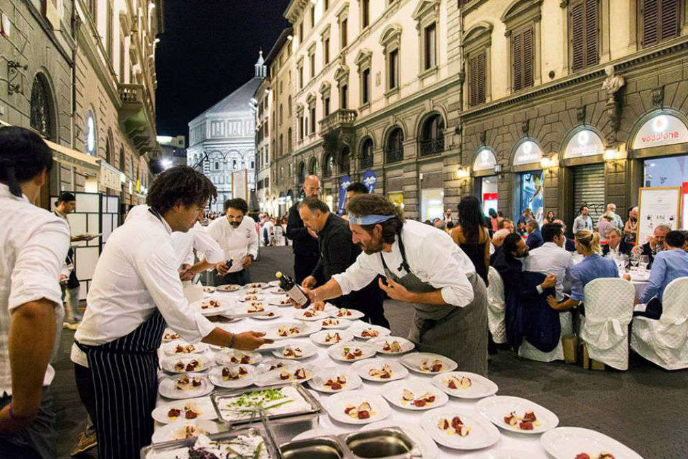 Italian cuisine overloaded in all new food themed park
