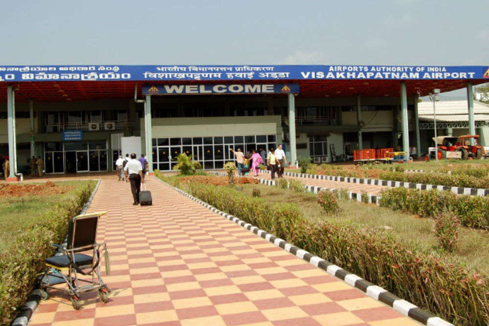 Visakhapatnam Airport requests AAI for better amenities to improve its ranking