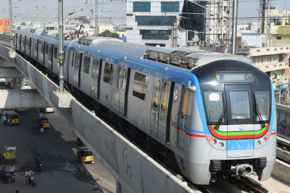 Hyderabad Metro rail service opens for public—here are some quick facts
