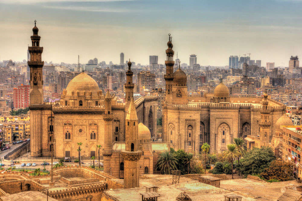 Egypt tourism sector overcoming dry spell, registers growth in tourist footfalls