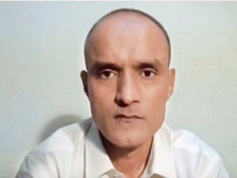 Pakistan yet to pledge security for Kulbhushan Jadhav's kin during visit - Times of India