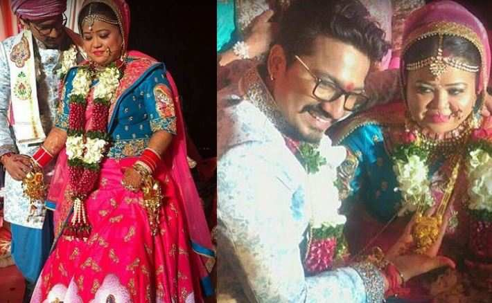 bharti-singh-ties-the-knot-with-haarsh-limbachiyaa-in-this-beach-wedding