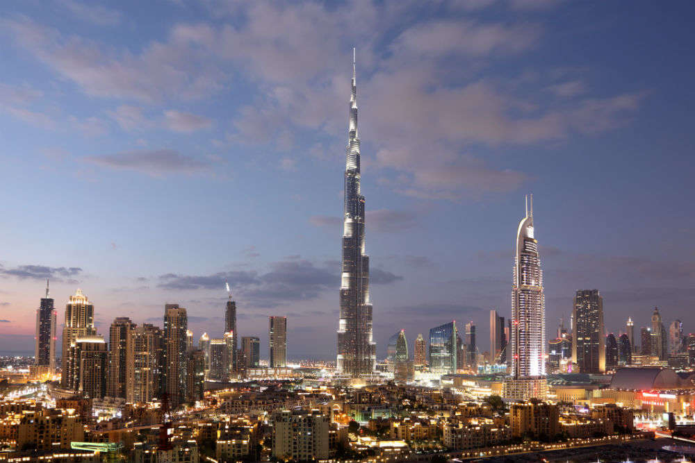 Dubai New Year—an extravagant affair to remember