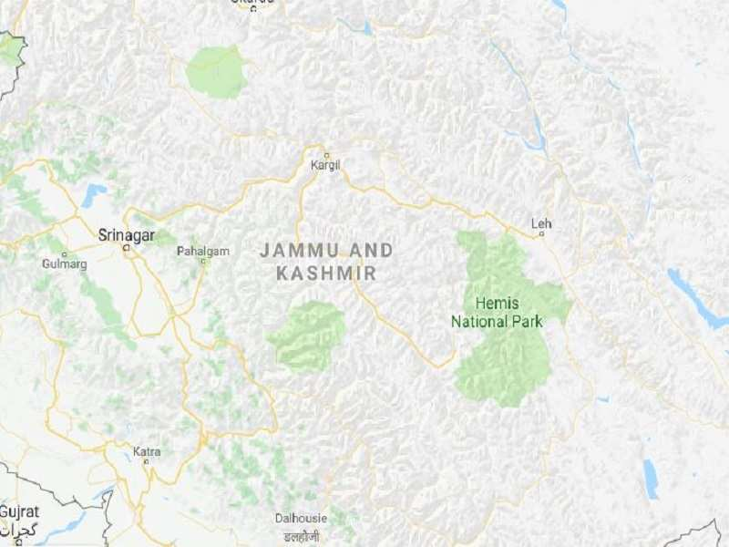 Earthquake in India: Moderate intensity earthquake jolts Valley