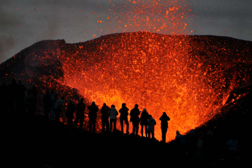 Volcano for vacation? Plan your next holidays keeping these spots in view!