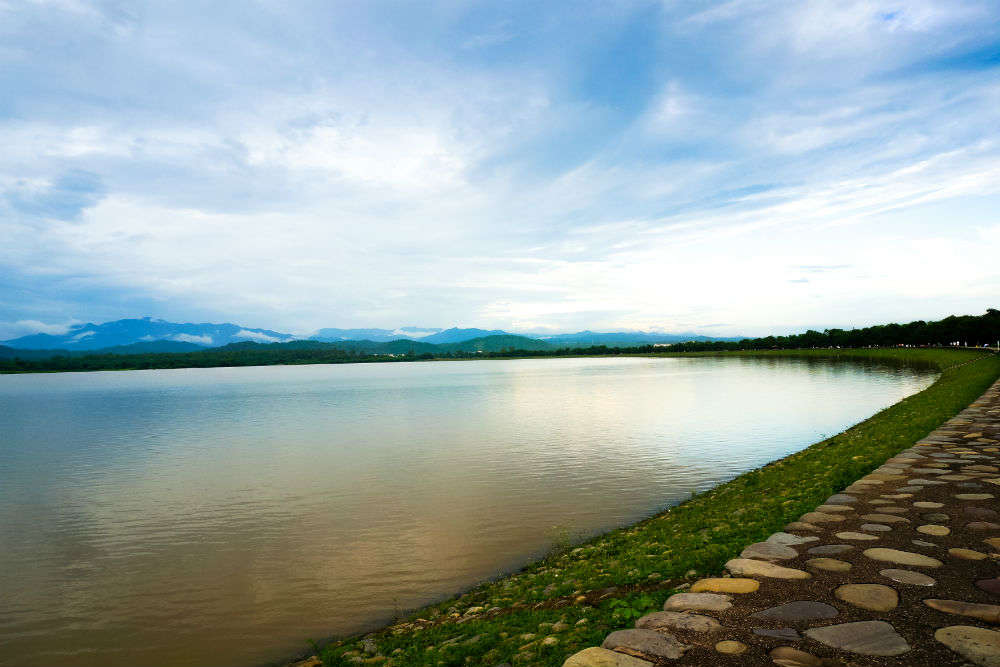 Sukhna Lake, one of the best tourist spots in Chandigarh to become wetland soon