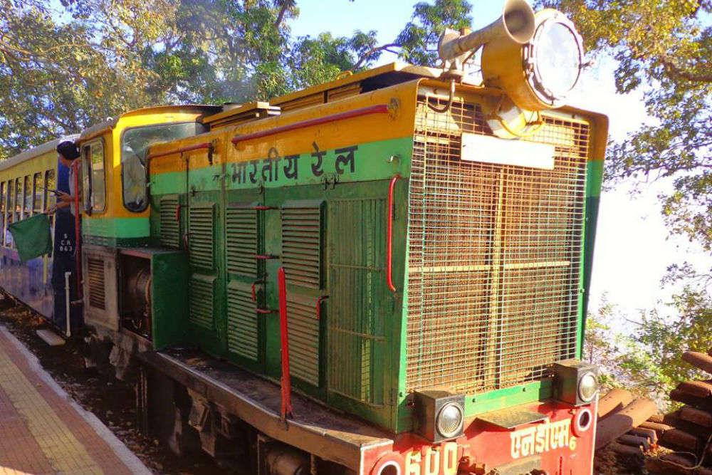Matheran Toy Train will start running on steam engine in 2018