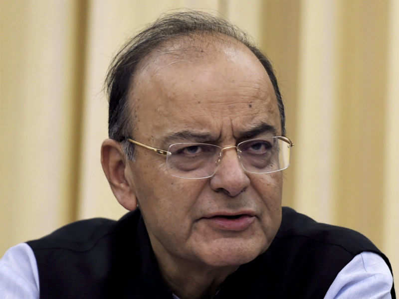 FRDI bill will protect rights of depositors: Arun Jaitley
