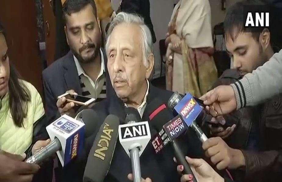 Mani Shankar Aiyar: Slammed by Narendra Modi, rapped by Rahul Gandhi, Mani Shankar Aiyar issues lukewarm apology