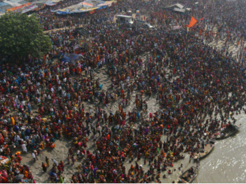 UNESCO: Kumbh Mela enters UNESCO list of intangible cultural heritage of humanity