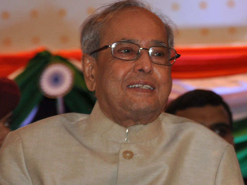 Ensure job creation with focus on rural unemployed, says Pranab Mukherjee