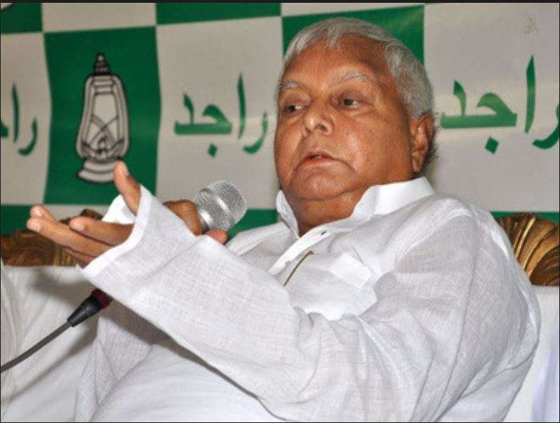 Will accept Rahul Gandhi as leader: Lalu Yadav