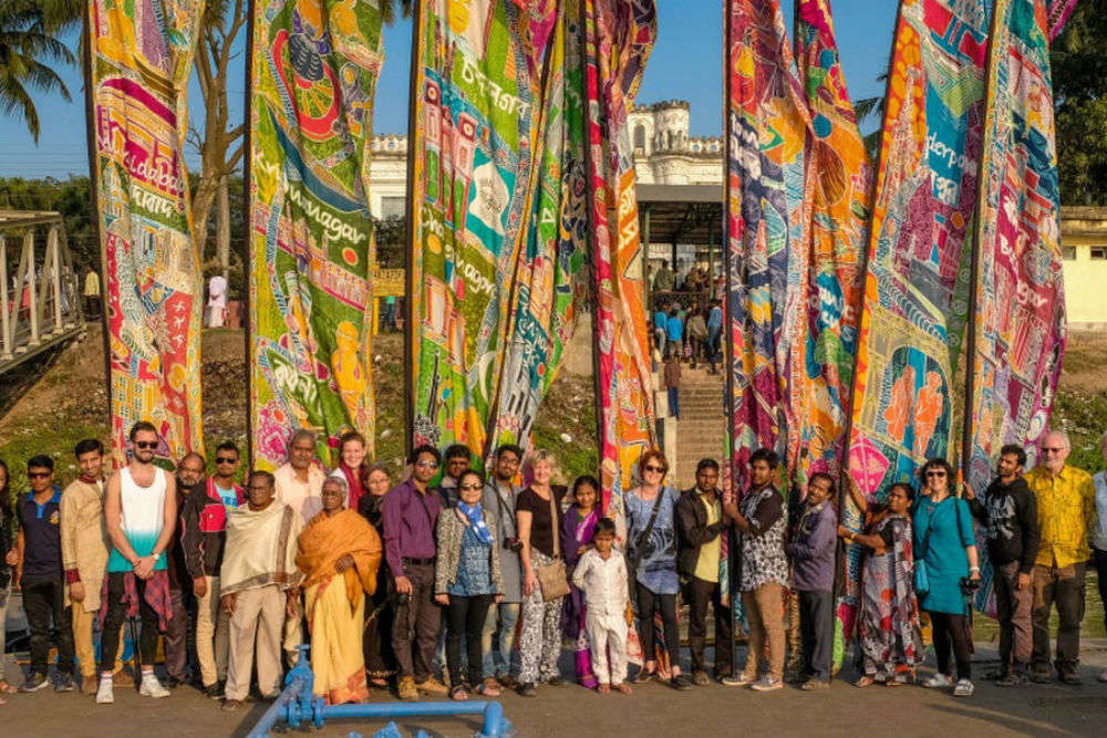 Silk River 2017 – cultural event celebrates Indo-UK ties through River Thames and Hooghly