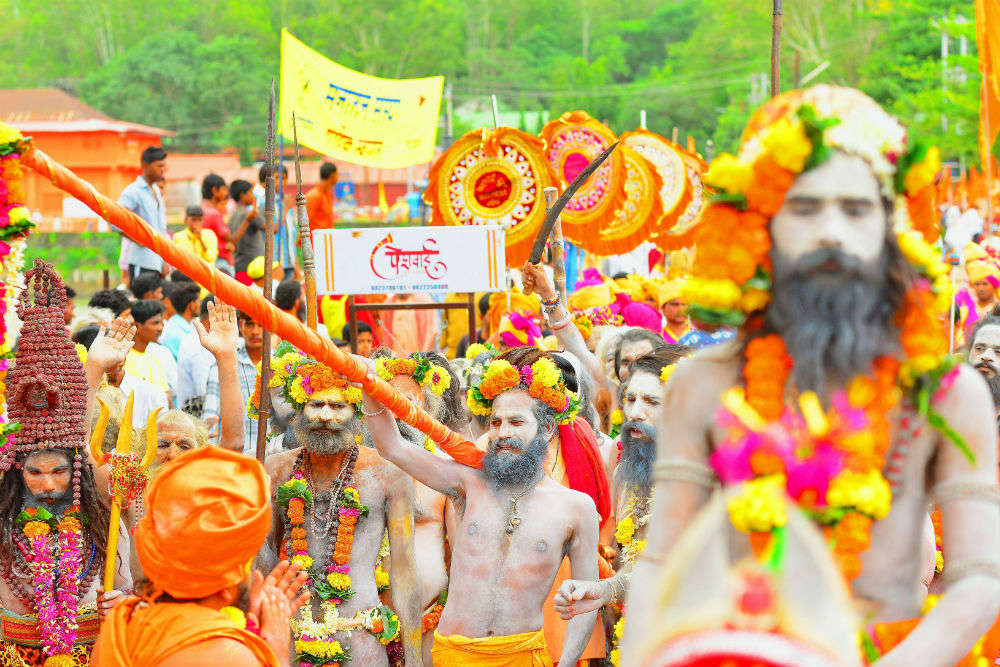 Kumbh Mela is now India's intangible heritage as recognised by UNESCO