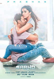 Saaho Movie: Showtimes, Review, Songs, Trailer, Posters