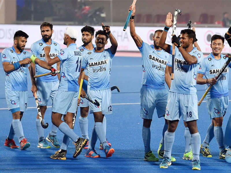 Live: Hockey World League: India vs Argentina Hockey Live ...
