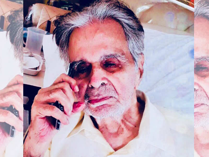 Dilip Kumar's birthday to be low-key keeping in mind his ill-health