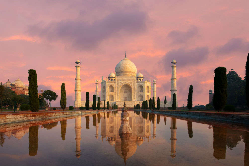 Taj Mahal cleaning in full swing, ASI committed to restore Taj's waned radiance