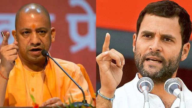 Gujarat voters taught Rahul Gandhi the importance of visiting temples: Yogi Adityanath - Times of India