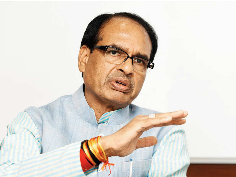 Shivraj Singh Chouhan: Police comes with arrest warrant, minister absconds: Congress