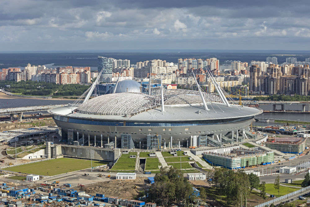 2018 FIFA World Cup – check out these 12 stadiums across Russia