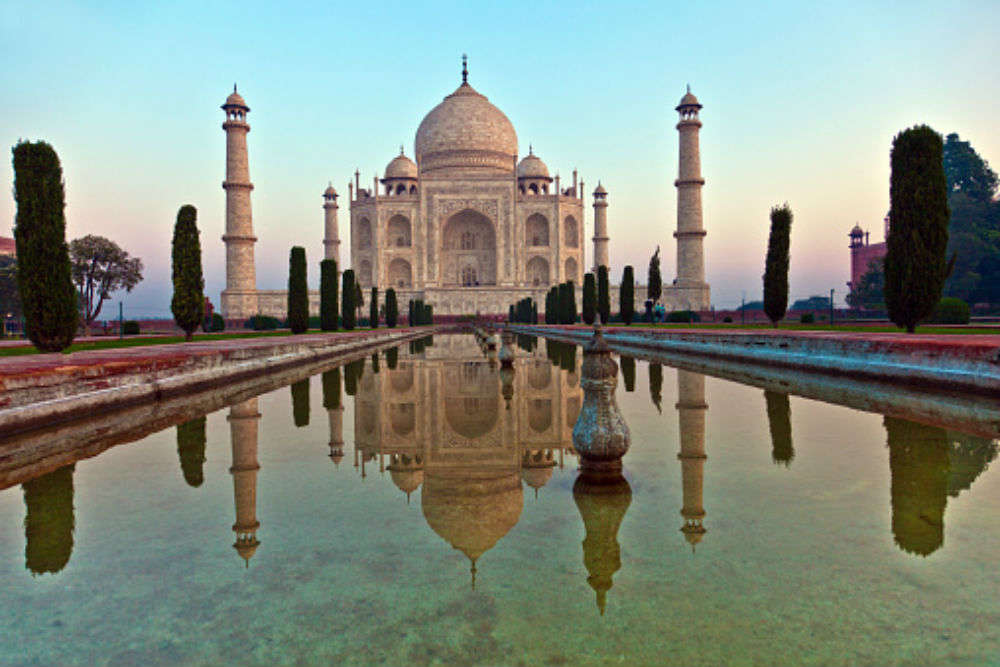 Taj Mahal ranked as the second best UNESCO World Heritage Site after Angkor Wat, as per a survey
