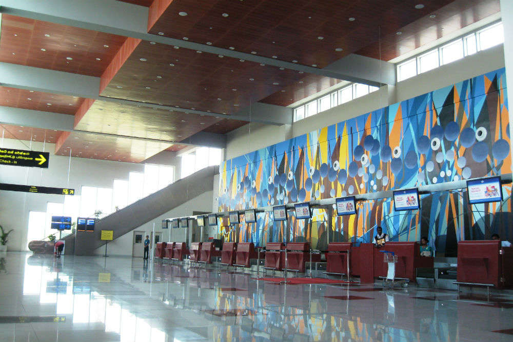 Airport purchase: India buys desolate airport in Sri Lanka to deal with China
