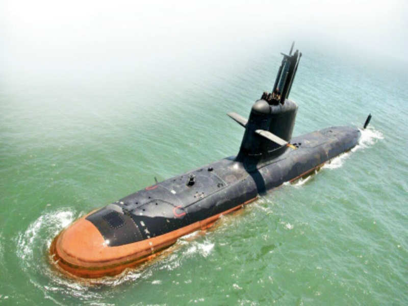 Submarine Kalvari to be commissioned by PM on Thursday