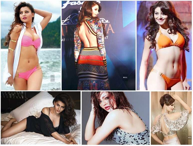 Urvashi Rautela Hot Photos: HD & HQ Bikini Images of Actress