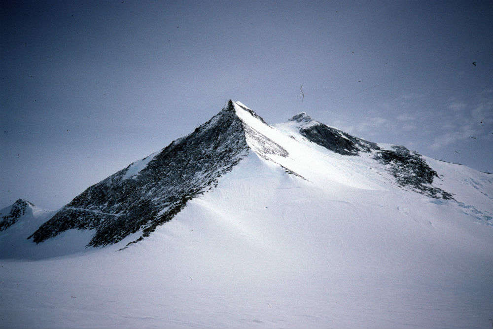 Britain discovers its new highest mountain in British Antarctic Territory