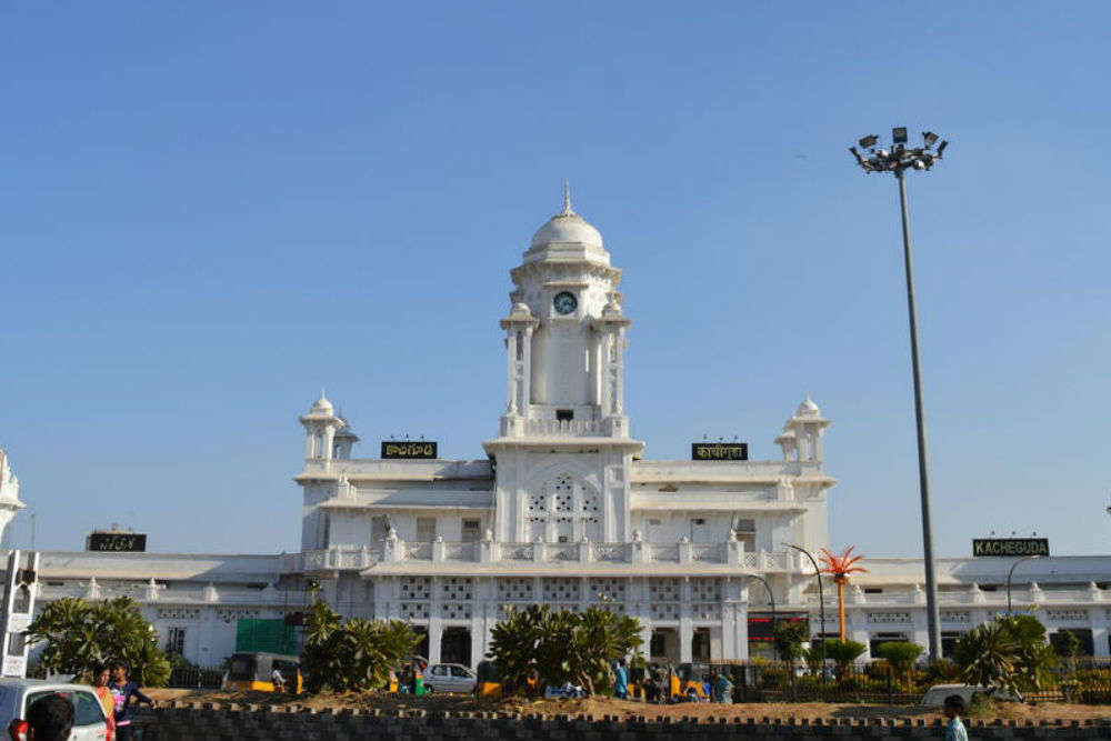 Hyderabad's Kacheguda railway station becomes the first energy efficient station in India