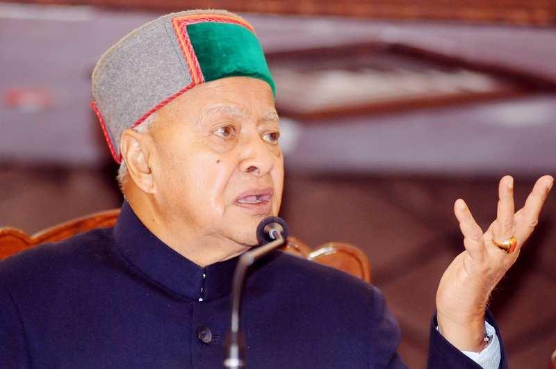 Himachal Pradesh: Anti-incumbency may sink Congress in Himachal Pradesh: TOI Online-CVoter exit poll