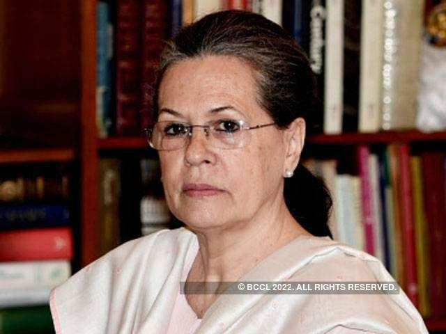 A day before Rahul Gandhi becomes Cong chief, Sonia says 'My role is now to retire' - Times of India