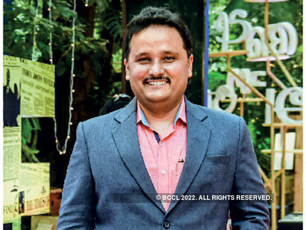 Amish Tripathi's bestseller to be finally adapted to screen