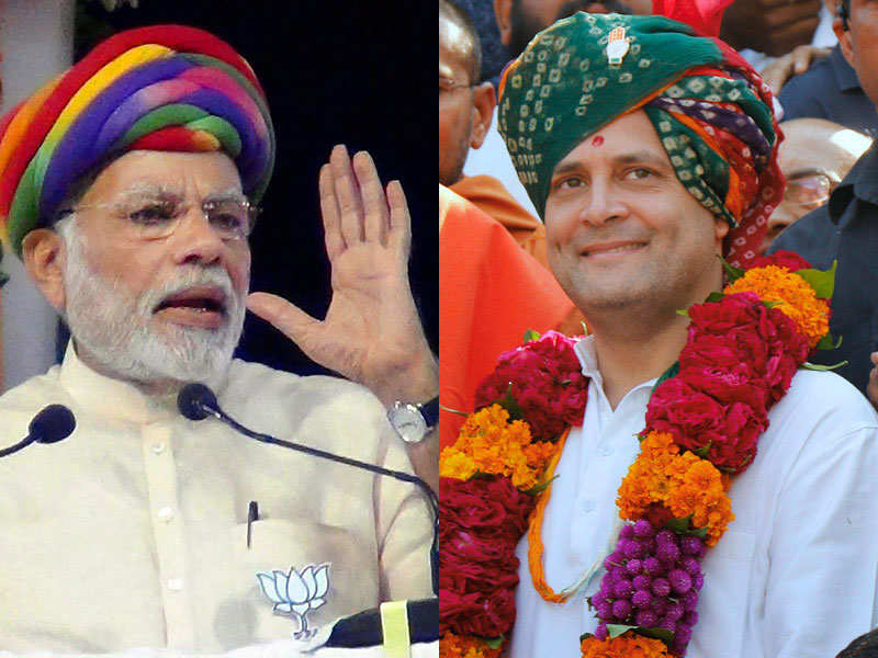 Gujarat and Himachal Pradesh poll verdict - The Times of India