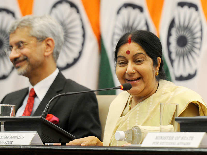 MEA launches SAMEEP to take Indian foreign policy to students across the country - Times of India