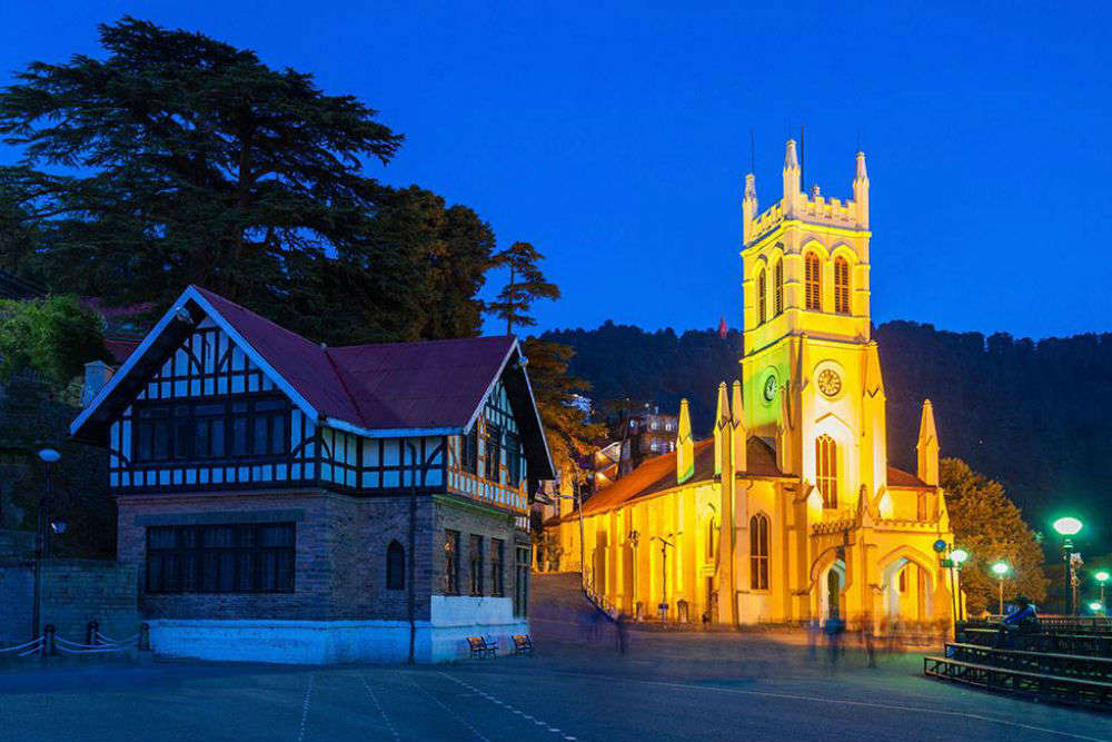 Beautiful churches in India for the perfect Christmas holiday